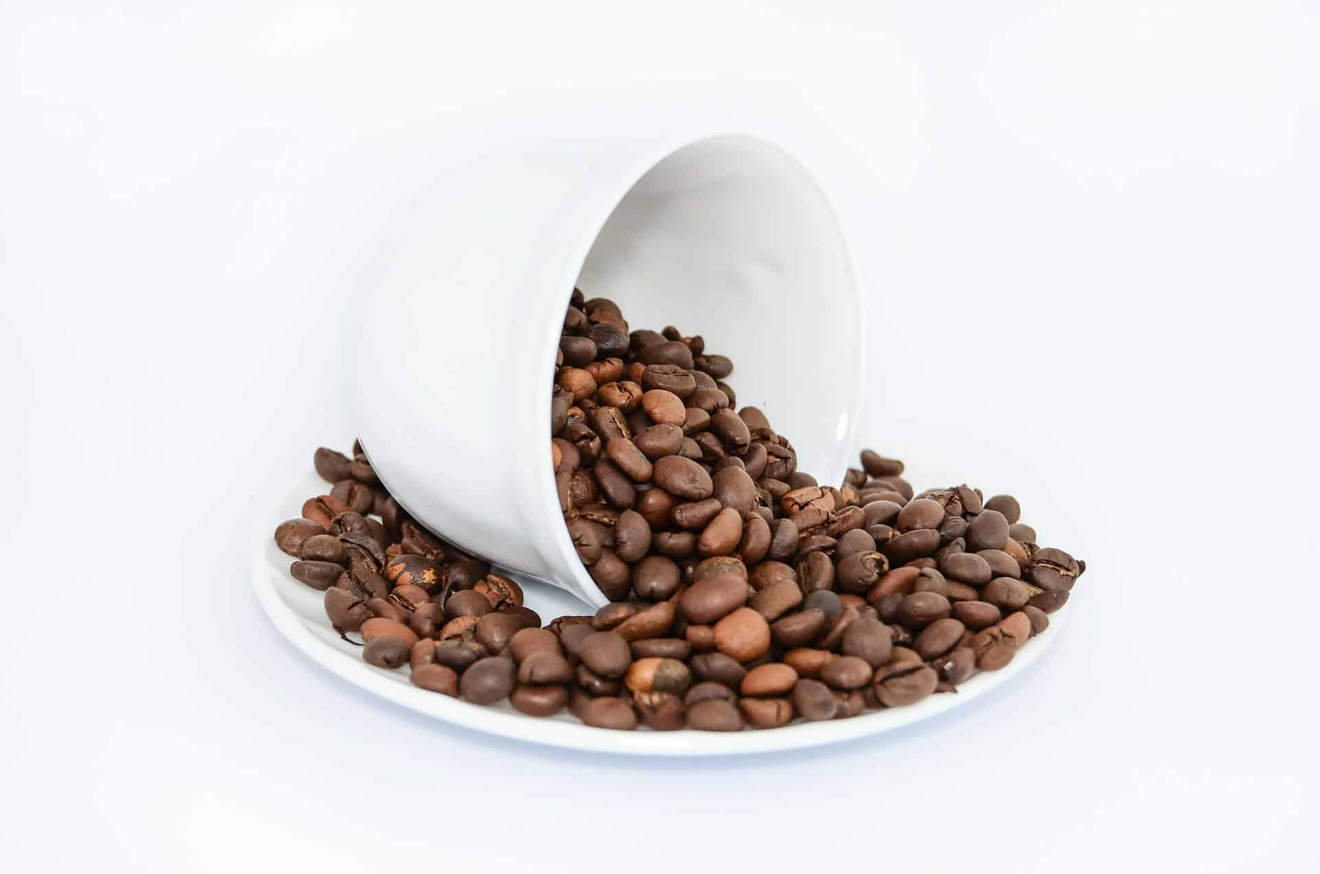 Coffee not only wakes you up!