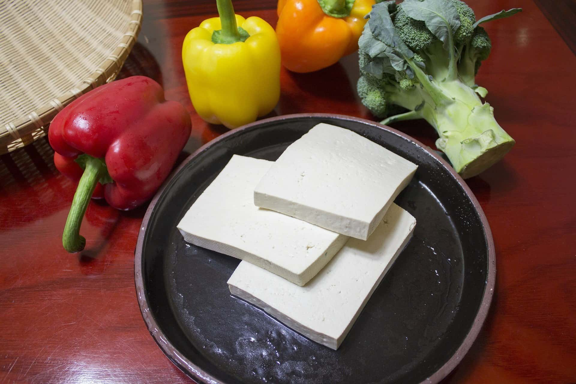 Reduce appetite with Tofu