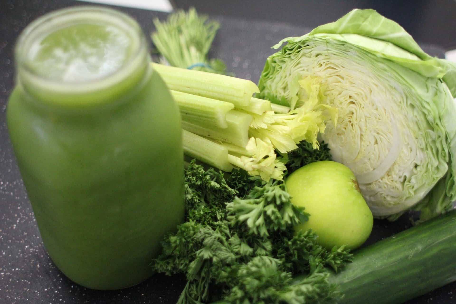 Use Vegetable Juice as an appetite suppressant