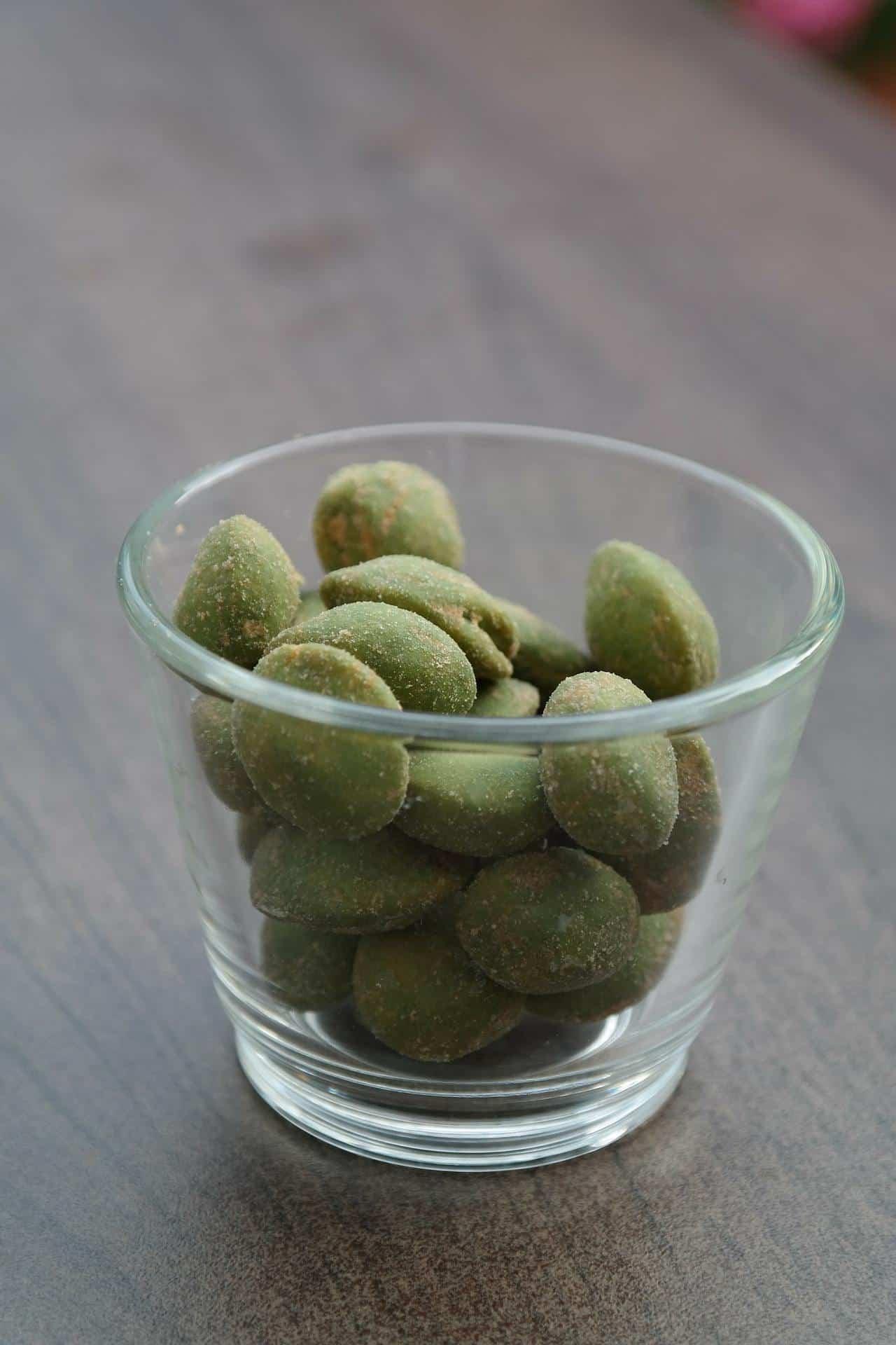 Natural appetite curber Wasabi