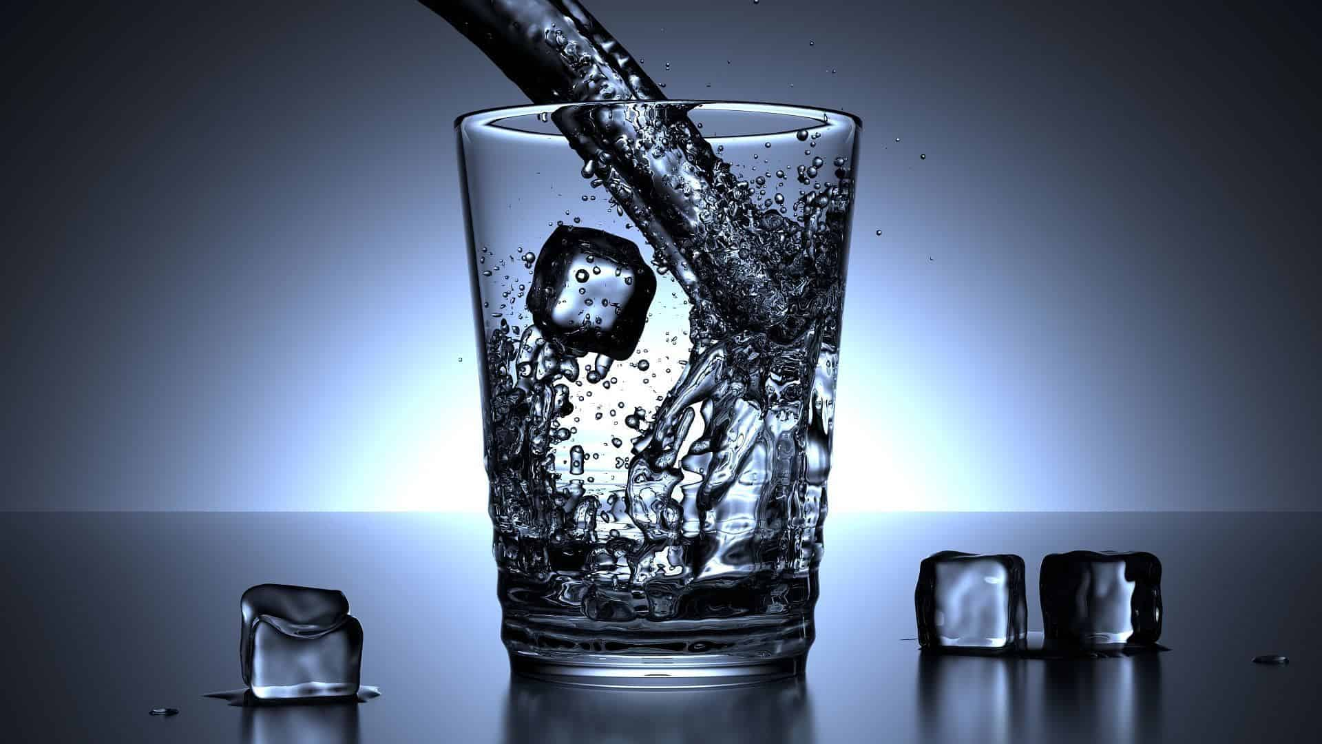 Water effectively suppresses appetite