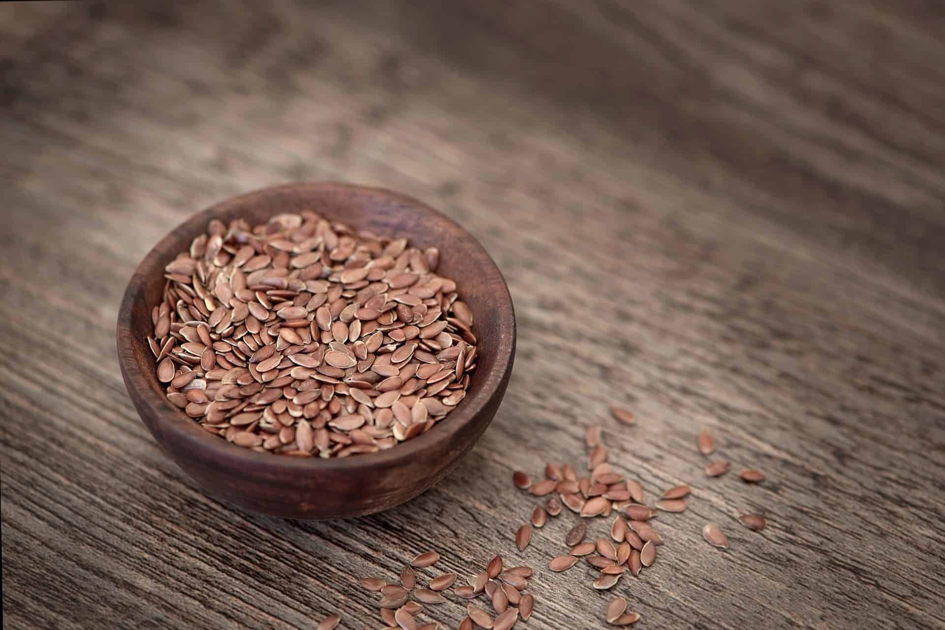 Flax seeds helps with suppressing your appetite