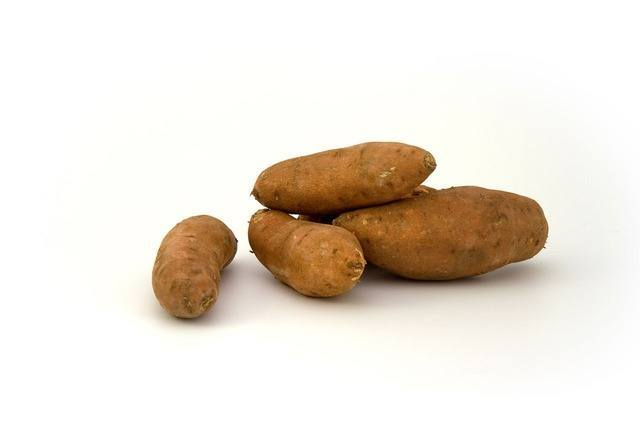 Sweet Potatoes to curb your hunger