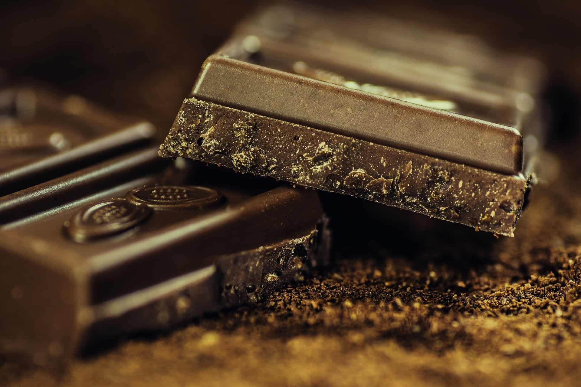 Dark Chocolate kills your hunger cravings